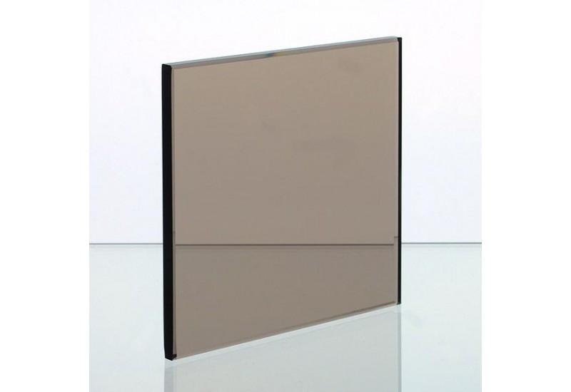 Verre (6mm) teinté Parsol Gris - Vitre en ligne - Glass online