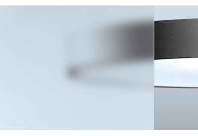 """Frosted glass opaque """"Satinato"""" (10mm)"""