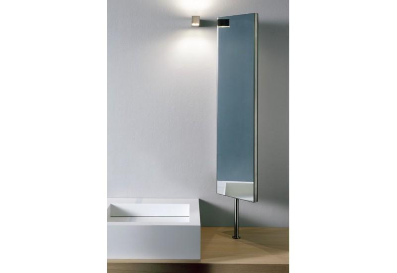 Miroir clair double face 4 4 2 vitre en ligne glass online for 2 miroir face a face