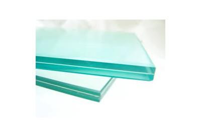 Laminated transparent glass 10.10.4