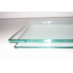 Transparent glass (12 mm)