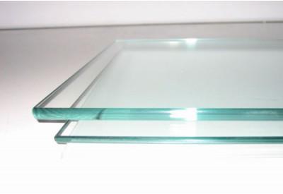 "Verre (12mm) transparent clair ""Float"""