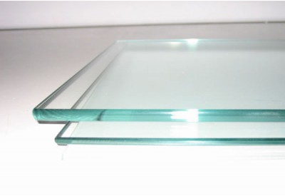 "Verre (15mm) transparent clair ""Float"""