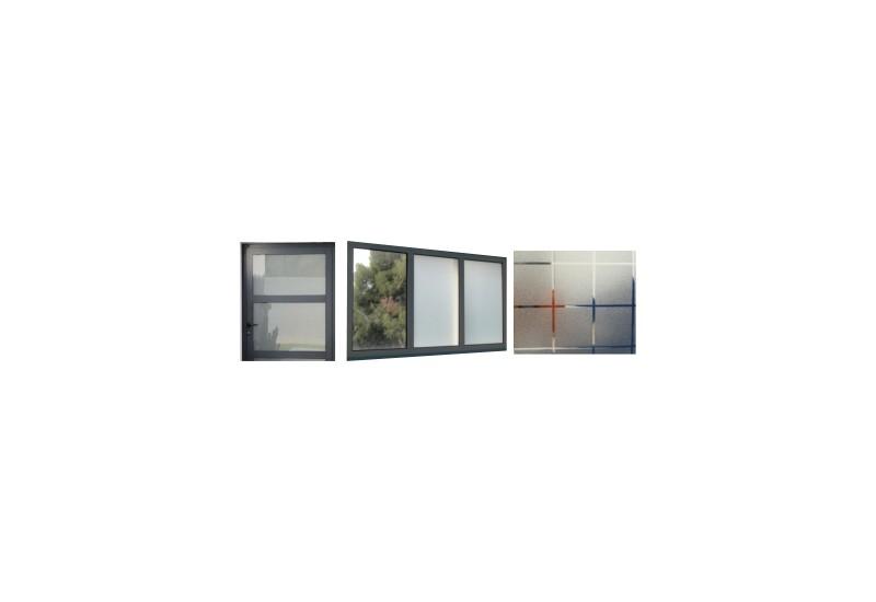 double vitrage isolant avec face opaque satinato vitre en ligne glass online. Black Bedroom Furniture Sets. Home Design Ideas