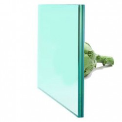 "Laminated glass frosted  ""MAT"" 33.2"