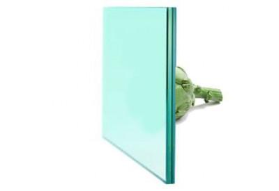 "Opaline laminated safety glass ""MAT"" 66.2"