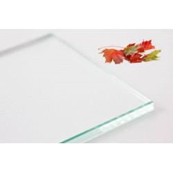 Extra-white laminated safety glass 6.6.2