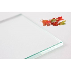 Extra-white laminated safety glass 12.12.4