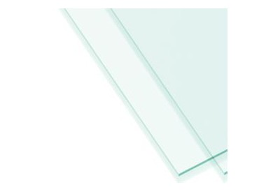 Verre Float 2 mm anti-reflect clair
