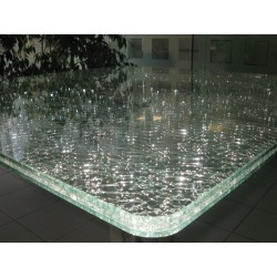 Crash-glass 6.6.6.4 PVB 4