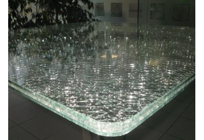 Crash-glass 8.6.8 PVB 4