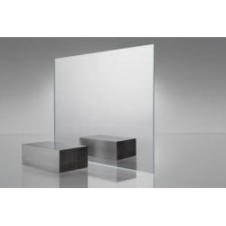 "Clear mirror (6 mm) ""MAT"""