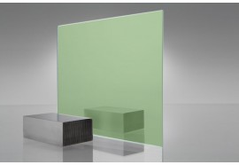 Mirror (4 mm) green