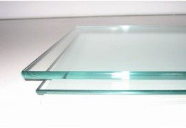 Transparent glass (12 mm)
