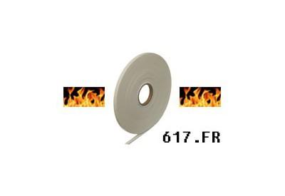 Bande céramique anti-feux