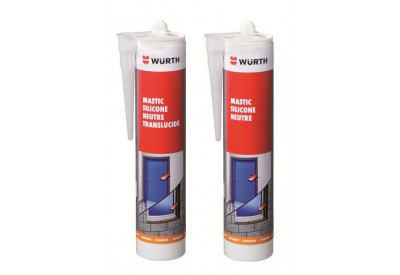 silicone neutre blanc en tube